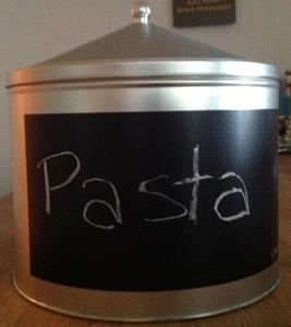 selbstgemachte Pasta