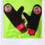 Hoody-Handschuhe