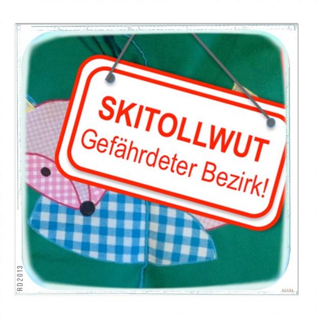 Skitollwut