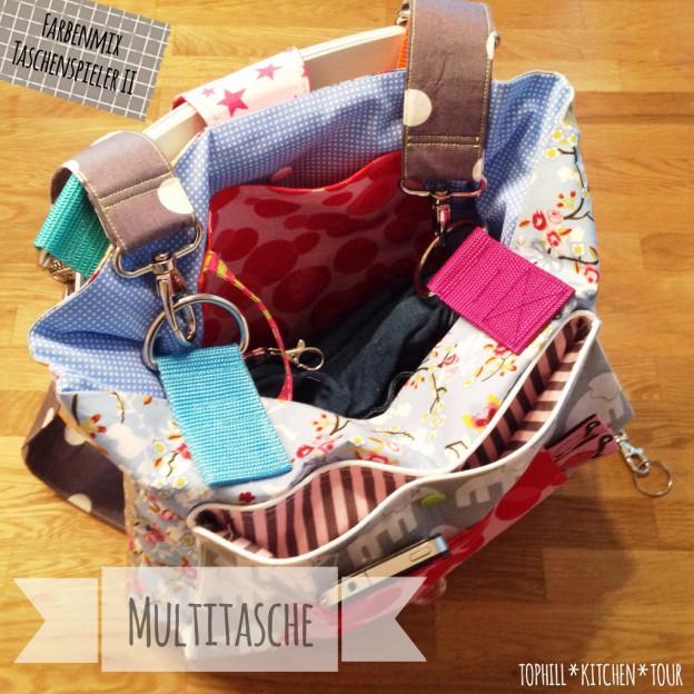 Taschenspieler Multitasche