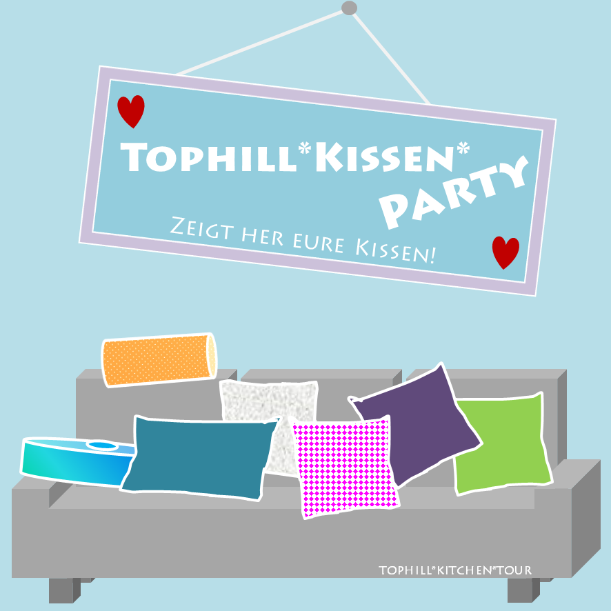 Tophill-Kissenparty 2014