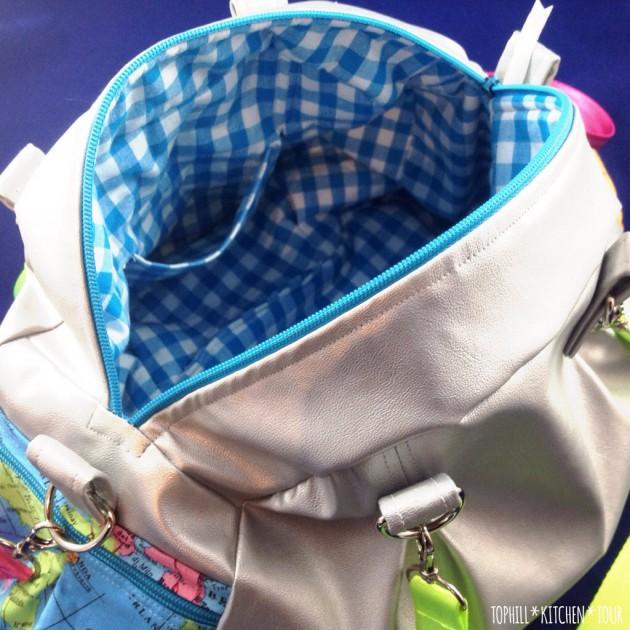 Taschenspieler Kugeltasche