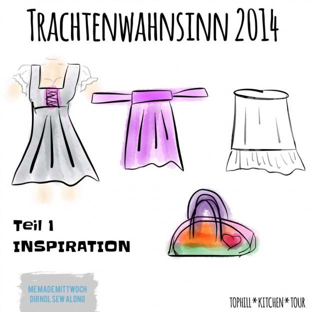 Dirndl Sew Along 2014