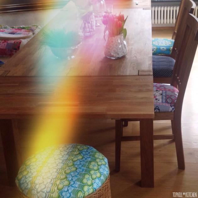 Stuhl beziehen