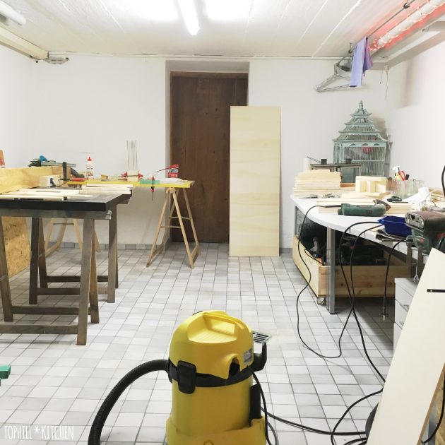 Meine kleine Werkstatt Bild 1