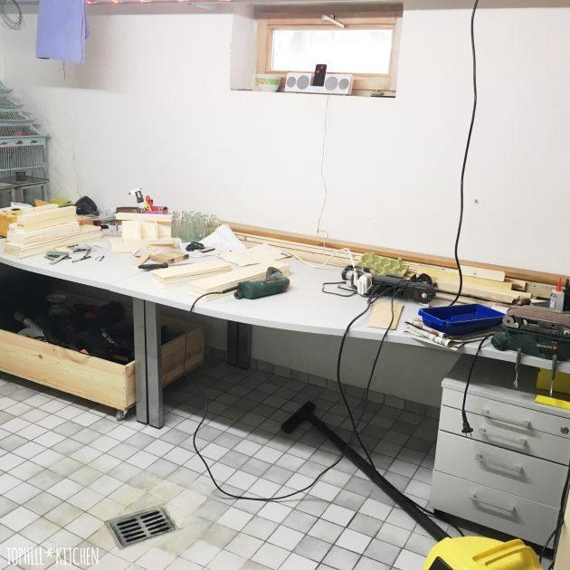 Meine kleine Werkstatt Bild 2