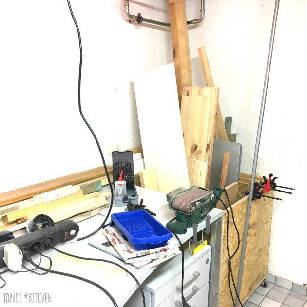 Meine kleine Werkstatt Bild 3
