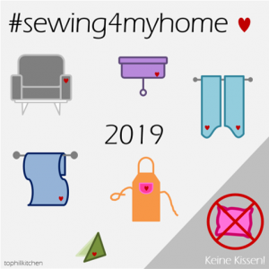 #sewing4myhome