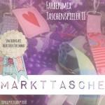 Markttasche ❤️ Taschenspieler Sew Along