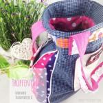Tropfentasche ❤️ Taschenspieler Sew Along