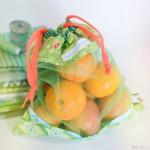 Genähte Obstbeutel statt Plastikmüll | mit Anleitung und Schnitt
